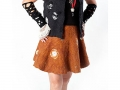 Creative Fibre Designing for Young Contemporary Fashion: Miz Doilly Steampunk by Julie Dowland (Warkworth)